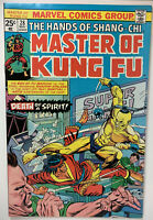 Master of Kung Fu (1974) #28 in 9.2 Near Mint-