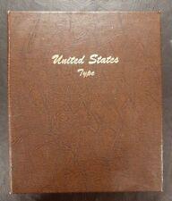 DANSCO Coin Album UNITED STATES TYPE  used