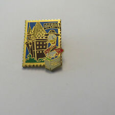 Disney Store Country Stamp Canada Donald Pin
