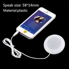 Portable 3.5mm Pillow Speaker for Mp3 Mp4 CD iPod iPhone Audio Wired Multimedia