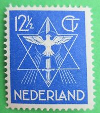 Nederland NVPH 256 vredeszegel ongebruikt 1933 lees !