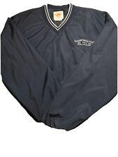 Men's weather proof navy HARD ROCK CAFE San Francisco Sweatshirt - Large