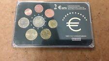 Grecia-COMMEMORATIVA 8 EURO MEDAGLIA SET-GRATIS UK P & P