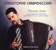 Christophe LAMPIDECCHIA / Douce Joie - Tribute to Gus Viseur / (1 CD) / NEUF