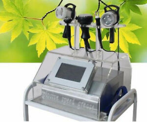 CE 40KHZ Ultrasonic Weight Loss Cavitation Vacuum Multipolar Microcurrent Beauty