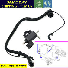 FOR CRUZE SONIC ENCORE PCV TUBE WITH CHARGE AIR BYPASS +Turbocharge Bypass Valve