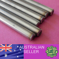 6 of 8mm x495mm smooth rods for 3d printer cnc 304 stainless steel  linear shaft