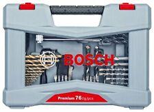 Bosch Coffret accessoires Premium perçage vissage 76 pièces *NEUF*