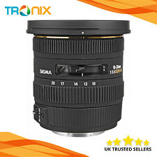 Sigma 10-20mm f/3.5 EX DC HSM Zoom Lens For Canon