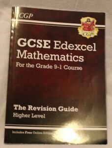 GCSE Maths Edexcel Revision Guide: Higher Level - for the Grade 9-1 Course