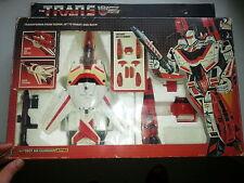 Transformers G1 Jetfire 1985 Hasbro Boxed