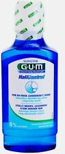 Gum Hali Control mouthwash Provides fresh and long-lasting breathing 300 ml