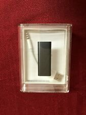 Apple iPod shuffle 3rd Generation Silver (2 GB) Open Box!