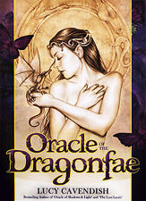 Oracle of the Dragonfae Brand New Sealed