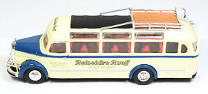 1:43 Matchbox Dinky Collection MB O-3500 Bus (1950) OVP