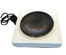 Single Portable Electric Hot Plate Cooking Hob Stove Cooker Boiling Ring 1500 W