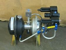 Sprague Air Driven Hydraulic Pump S 440 Jr 35 S440jr35 Used