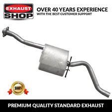 STANDARD REPLACEMENT - HOLDEN COMMODORE VT VY SERIES I V6 SEDAN CENTRE MUFFLER