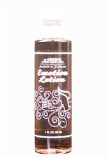 Emotion Lotion Apple Cinnamon 4 Oz  Water-Based Flavored Warming Personal Lube
