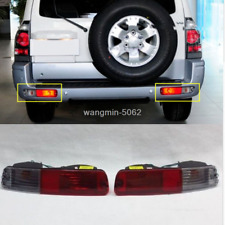 Rear Bumper Fog Light Tail Lamp Refit 2X For Mitsubishi Pajero Montero 2003-2006