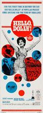 Hello Dolly Movie Poster Insert 14x36 Replica