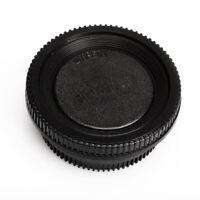 US Plastic Rear Lens Cap Cover Body Cap For Nikon AF AF-S DSLR SLR Lens Camera