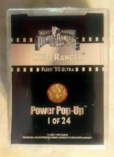 Power Ranger 1995 Fleer Ultra POP-UP Complete Insert Set 1-24 Mighty Morphin