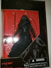 Star Wars: The Black Series 3.75 Inch Kylo Ren.