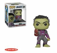 "Funko Pop Marvel Avengers Endgame : HULK 6"" Vinyl ""MINT"" IN STOCK"