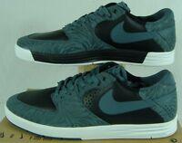 New Mens 13 NIKE Zoom Paul Rodriguez 7 Prem Gray Zebra Skate Shoes$95 599604-440