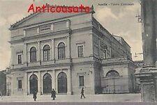 cartolina L'AQUILA - TEATRO COMUNALE - ORIGINALE (anni '30?) non viaggiata