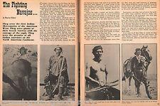 Navajos -Their Fighting Legend,  History & Genealogy