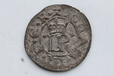 Sweden King Johann III (1568-92) in Reval Livonia Skilling  VF Condition  !!!