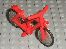 Vélo Lego Red Bicycle ref 4719c01 / set 6370 6592 6351 6402 1254 6411 6689 4558