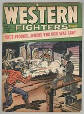 Western Fighters #1 April 1948 VG First Issue, Simon & Kirby cover