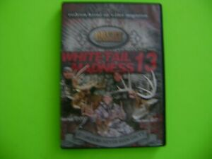 Drury Outdoors-Whitetail Madness 13-Two & 1/2 Hour Video
