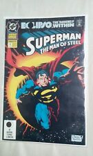 Superman: The Man of Steel Annual #1 (1992, DC)
