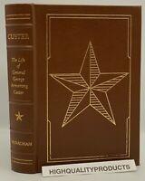 Easton Press GENERAL GEORGE CUSTER Memoirs Life of Biography MILITARY HISTORY FL