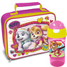 Paw Patrol Girls Skye & Everest Lunchbag with Sip and Snack Bottle