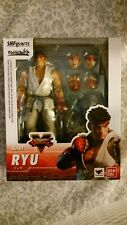Authentic S.H. Figuarts Ryu Street Fighter SHF Bandai