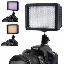 160 LED Video Light Studio Lamp For Canon EOS 700D 650D 600D 1200D 1100D 60D 70D