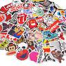 Lot 100 Random Skateboard Stickers bomb Vinyl Laptop Luggage Decals Dope Sticker