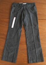 Banana Republic NWT Martin Fit Women's Petite Size 6P Stretch Dress Gray Pants
