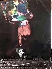 2 disques 33t JIMI HENDRIX Expérience électric ladyland sortie en 1968