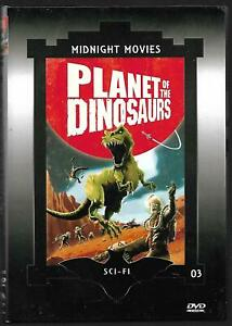 MIDNIGHT MOVIES #3 - Planet der Monster (Planet of the dinosaurs) Stop-Motion