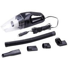 Aspirapolvere per auto portatile Universal 12V nero Doppio / asciutto