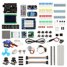 SainSmart Deluxe Starter Kit (CHIKU) with UNO R3 LCD 12864 Shield for Arduino