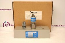 WEBTEC LT150-FM-S-S-6 Hydraulic Flowmeter **NEW in Box**
