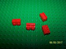 Lego Hinge Assembly - Qty 4 (3937/8) - Pick your color