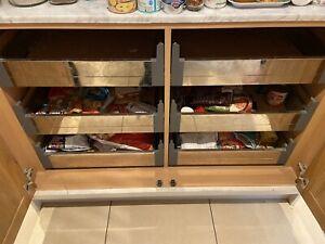 600 Internal Kitchen Drawer Boxes X6 Anthony Mullen